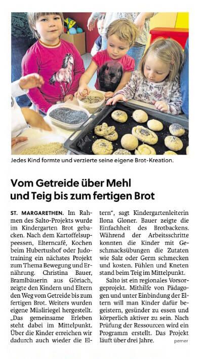 Lungauer-Nachrichten-Backen-Kindergarten