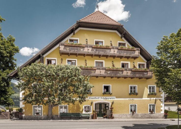 Loeckerwirt Gebäude