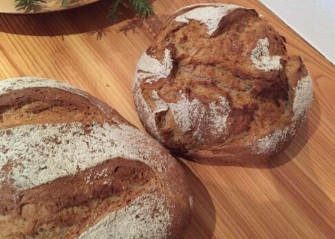 Dinkel-Buttermilch-Brot