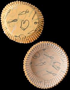 Muffinförmchen Backen mit Christina